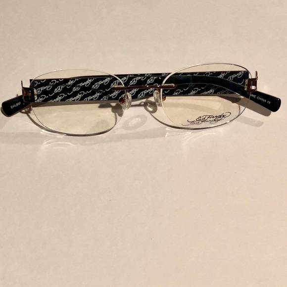 Ed Hardy Accessories | New Eyeglasses Frames | Poshmark